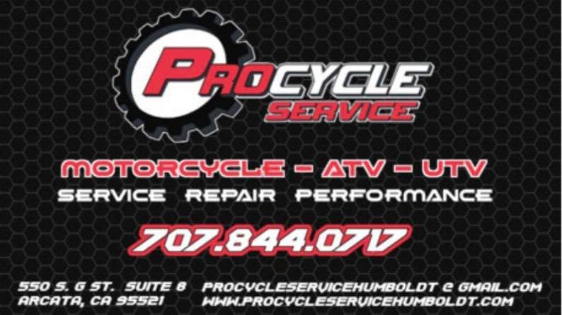 Pro Cycle Service – fb cover