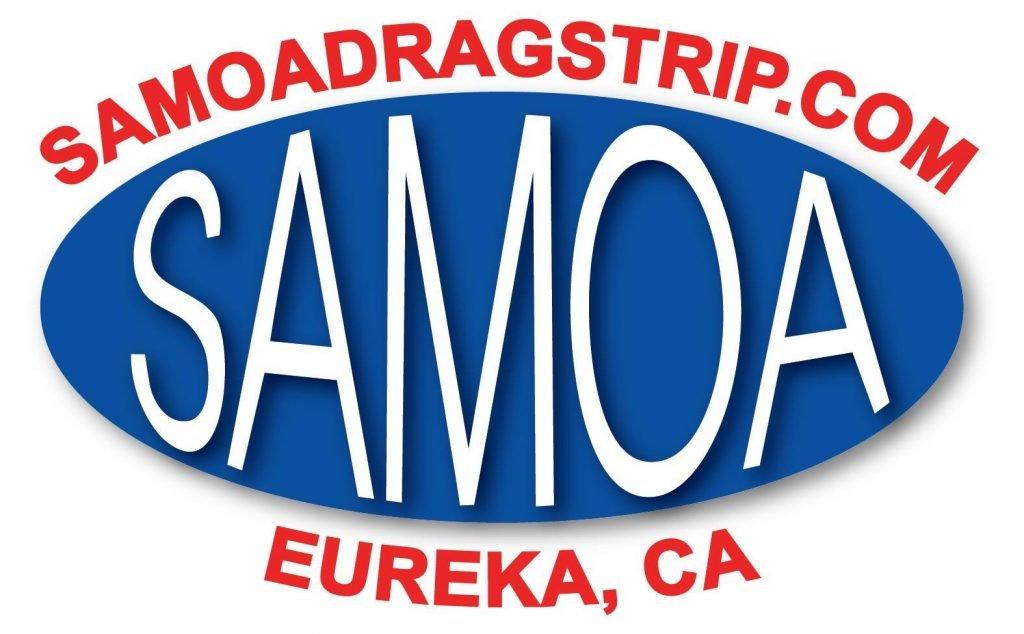 Samoa Dragstrip fb logo