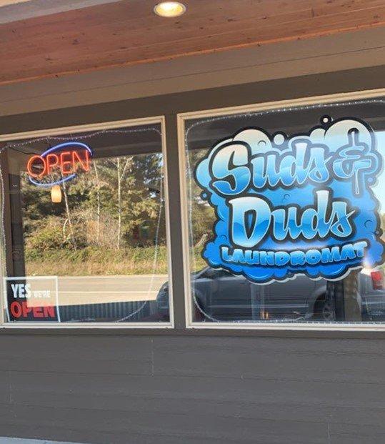 Suds&Duds Laundromat McKinleyville